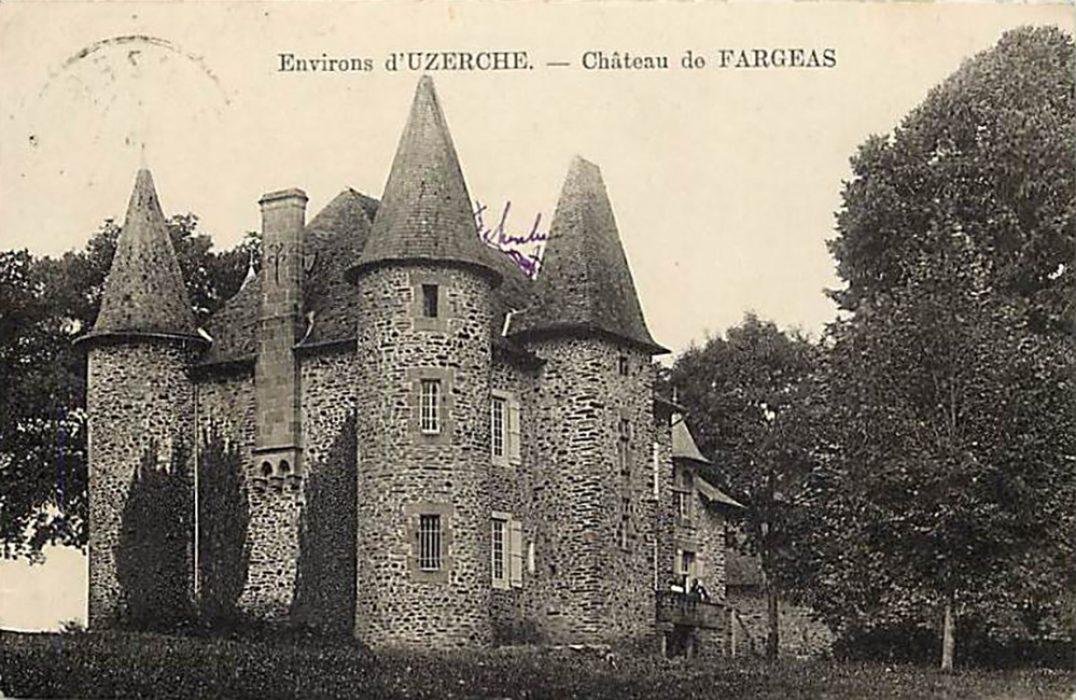 Chateau de Fargeas Uzerche