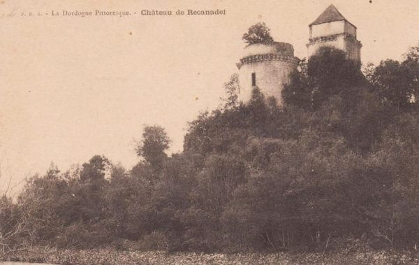 Chateau de Rocanadel