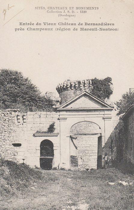 Chateau des Bernardieres