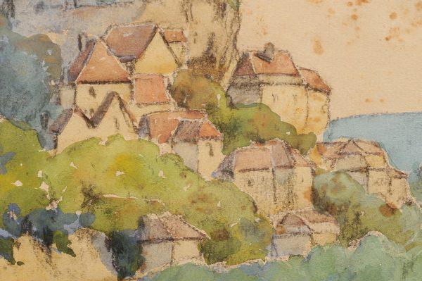 Dessales-Quentin - Beynac detail