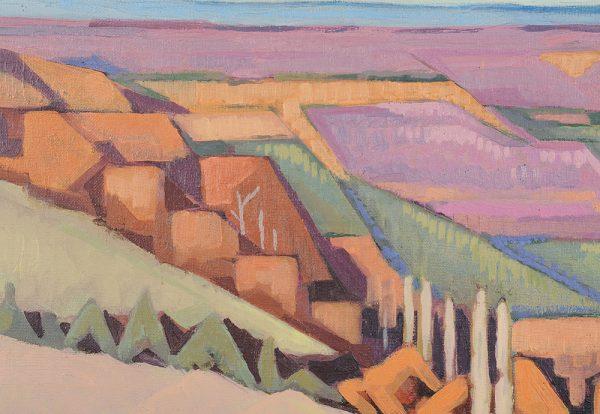 Maurice Albe - Combe Argilier Plazac detail